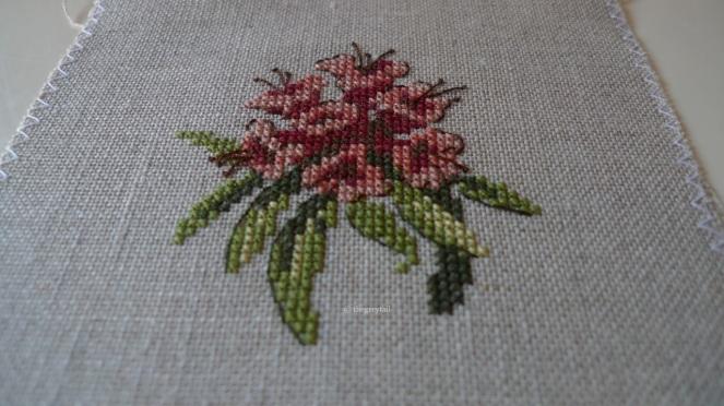 WIP - Karin's flowers