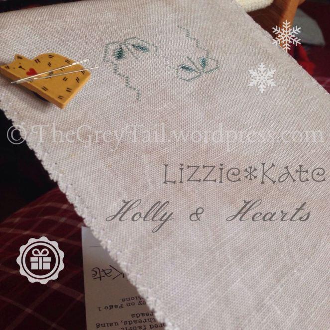 WIP - Lizzie Kate Holly & Hearts bonus chart - Noel
